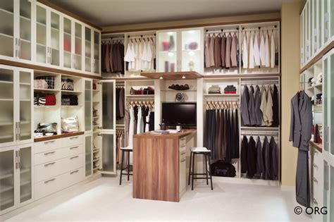 Built In Closet Storage Built In Closets Modern Closet Organizers Other