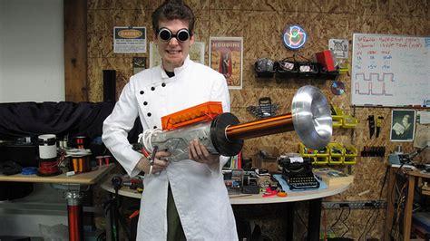diy tesla gun is real and dangerous the verge