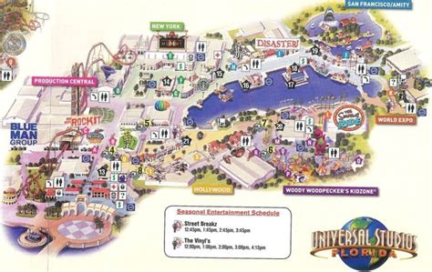 map of universal studios universal studios tickets cheap map universal studios maps and universal studios
