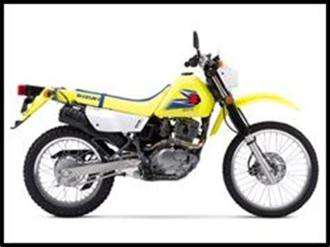 2006 Suzuki Dr200se 2006 Suzuki Dr200se Road