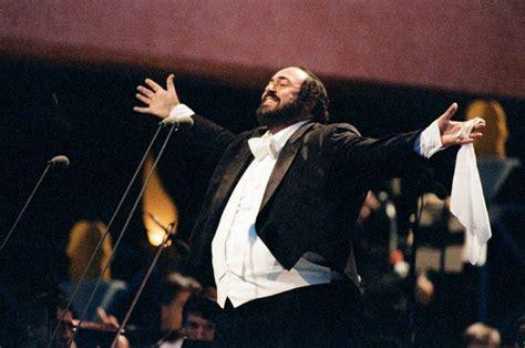 pavarotti best performance pavarotti s granddaughter blows talent show audience away
