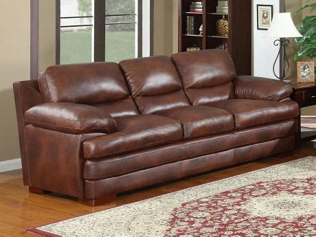 100 Top Grain Leather Sofa by Baron Leather Sofa By Leather Italia 100 Top Grain