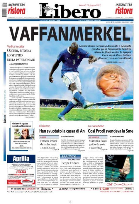 libero quotidiano italia libero del 29 giugno 2012 funize