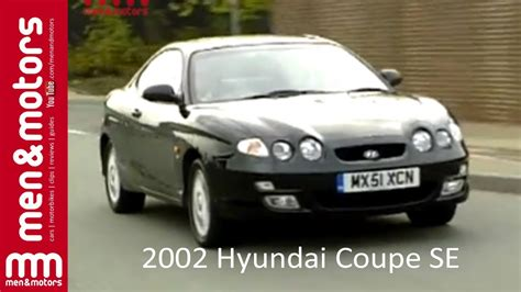 hyundai coupe 2002 review 2002 hyundai coupe se review