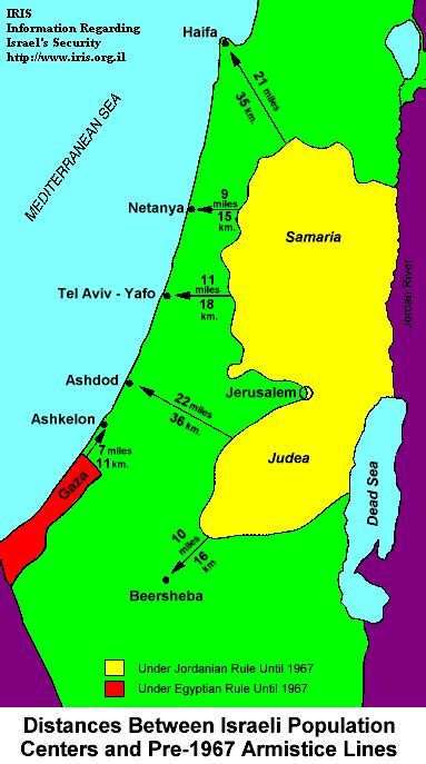 Vpod Its About Time by Why The 1967 Borders Are Not Safe For Israel Part 1