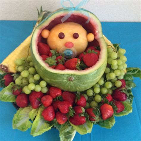 Baby Shower Fruit Basket Ideas by Baby Fruit Basket My Baby Shower Ideas Welcome Pauly