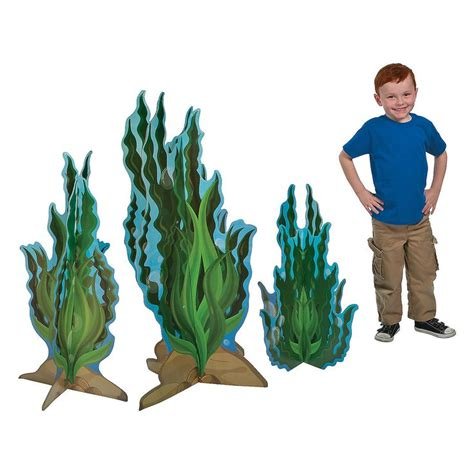 Kaos Finding Dory 6 Tx Oceanseven 29 99 3d seaweed stand ups orientaltrading vbs