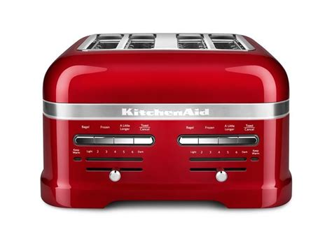 tostapane kitchen aid il tostapane kitchenaid pro line