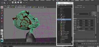 tutorial fracture fx maya creating localized controllable impact explosions