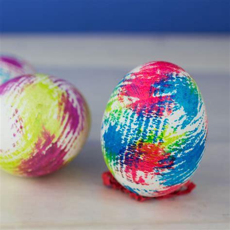 easter egg dye tie dye easter eggs