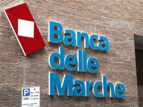 banca delle marche senigallia gli obbligazionisti di banca marche saranno