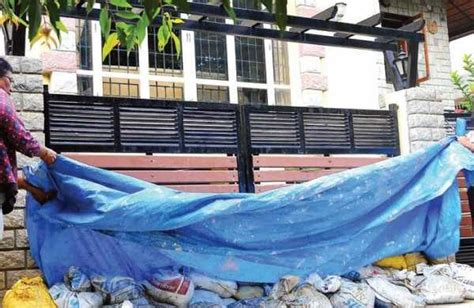 hsr layout magazine house flooded six times in two months hsr layout resident