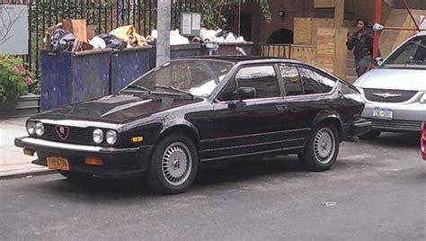 1985 Alfa Romeo Gtv6 by 1985 Alfa Romeo Gtv6 Stock Alfagtv61 For Sale Near New