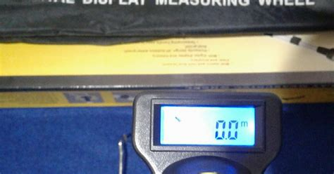 Meteran Jalan Digital Murah jual meteran dorong digital qldz01 harga murah di surabaya