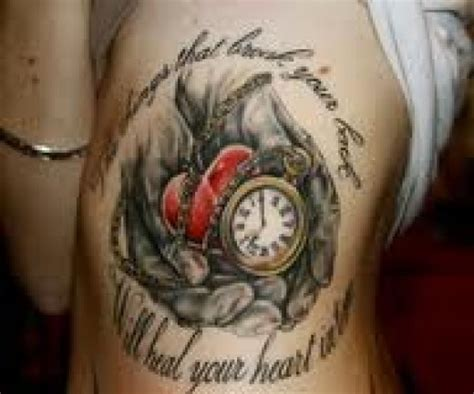 clock tattoos meaning clock tattoos meanings pictures designs and ideas