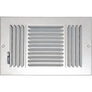 air vent covers home depot speedi grille 8 in x 10 in ceiling sidewall vent