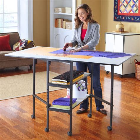 Sullivans Cutting Mat For Home Hobby Table by Sale On Sullivan 38431 Home Hobby Craft Cutting Table 36x60 Inches Adjustable Height Stand From 29