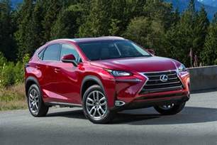 How Much Is A Lexus Suv 2017 Lexus Nx 300h Suv Pricing Features Edmunds