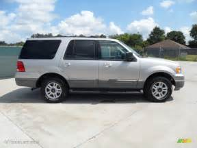 silver birch metallic 2003 ford expedition xlt exterior