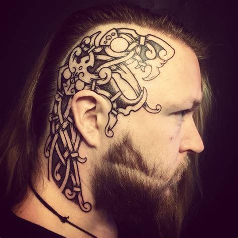 viking hairstyles symbols become stylish with amazing viking tattoos