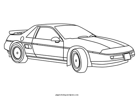 printable coloring pages of cars free coloring pages of color by number cars