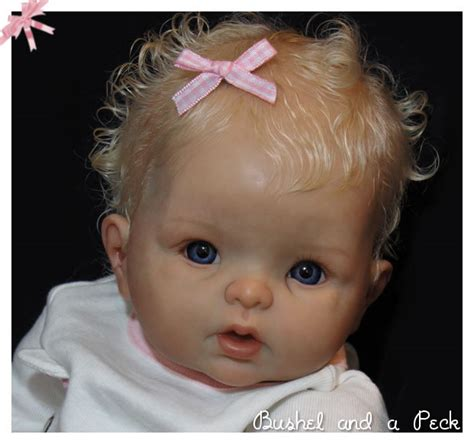 Come Here Sweet Cheeks by Babies By Emily Sweet Cheeks Doll Kit Gallery