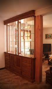 Vitrine Salle De Bain #1: vitrine-separation-chene-teinte-vernis-benoit-lapasset-atelier-bois-creation-3.jpg