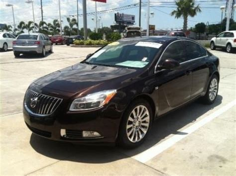 purchase   buick regal cxl turbo    hwy
