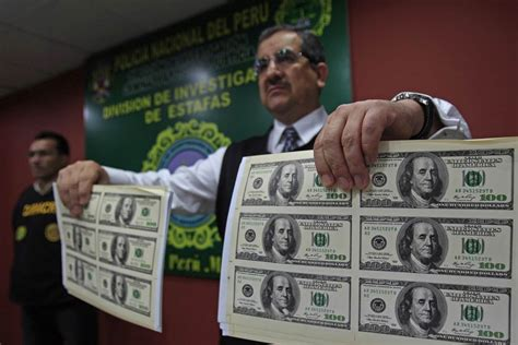 Best Paper To Make Counterfeit Money - more profitable than cocaine peru becomes top source of
