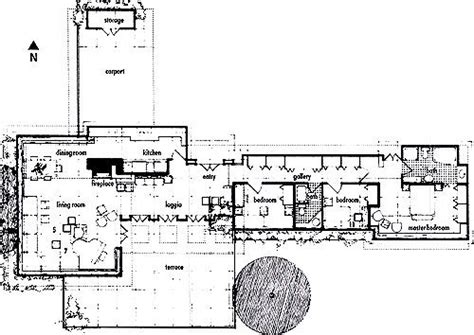 frank lloyd wright usonian floor plans floorplan usonian automatic traveling exhibit and the
