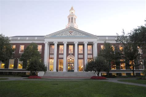 Liberty Mba Admission Requirements by Harvard Business School Ventures Into Education