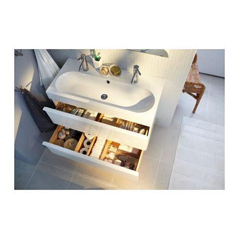Ikea Badezimmer Accessoires by Godmorgon Br 197 Viken Waschbeckenschrank 2 Schubl