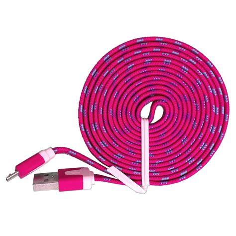 Kabel Data Micro Usb 3meter kabel micro usb fabric 3 meter