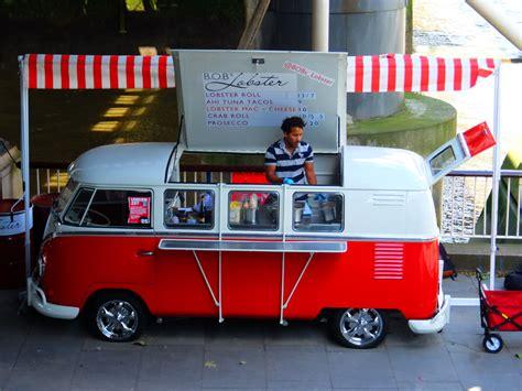 volkswagen kombi food truck le vw combi est aussi food truck reso le