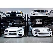 Paul Walker Personal Car Collection  PrettyMotorscom