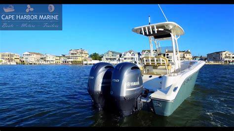youtube key west boats cape harbor marine key west boats 244 cc bluerunner youtube