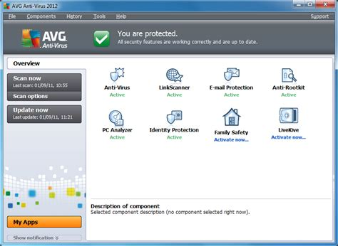 Anti Virus Avg free