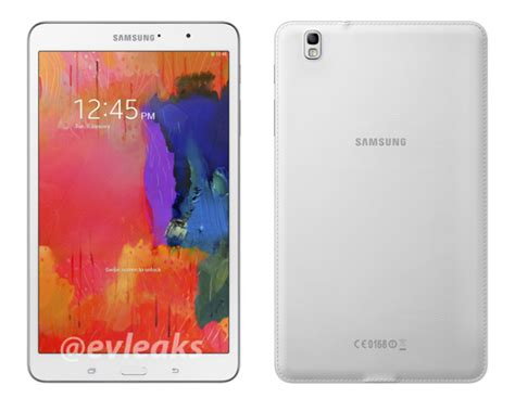 Samsung Note 8 Pro galaxy note pro 12 2 tab pro 12 2 tab pro 10 1 tab pro 8 4 specs leaked press image also