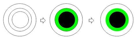 cara membuat warna bola mata menjadi coklat cara membuat mata karakter kartun animasi hewan dengan