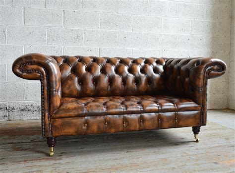 Leather Chesterfield Sofas 1857 Leather Chesterfield Sofa Abode Sofas