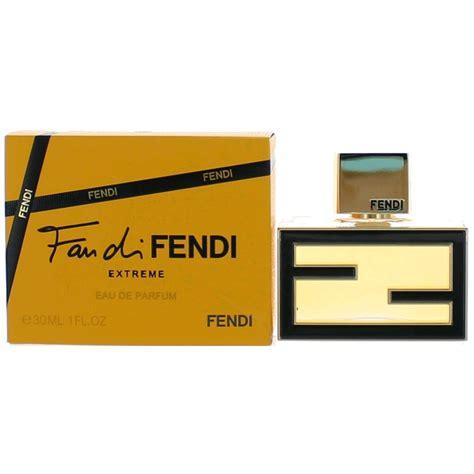 fan di fendi perfume fan di fendi extreme perfume by fendi 1 oz edp spray for