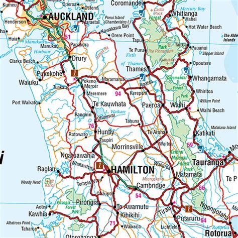 karten de landkarte neuseeland quot new zealand aotearoa quot landkarte