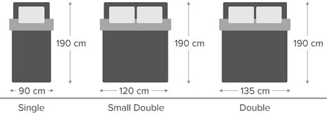 bed size diagram bed buying guide atlantic shopping