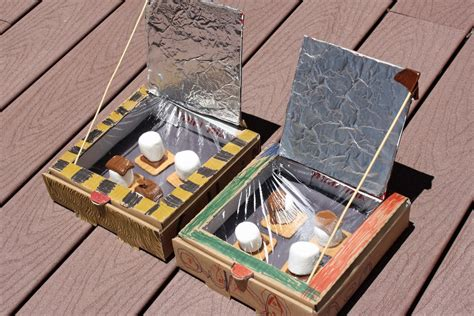 Design Your Own Headboard diy solar oven smores kids science experiment