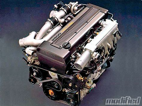 toyota jz engine modified magazine view all page