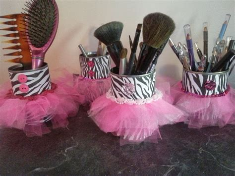 Diy Zebra Print Bedroom Decor by Glue Sparkle Diy Zebra Print Tutu Cans