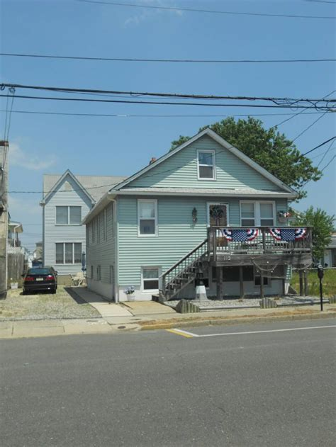 seaside heights family rental  houses  block  beach    bedroom jersey shore