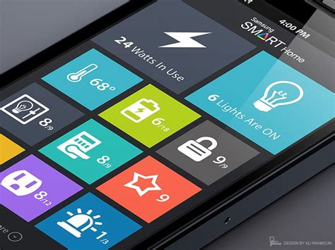 dise 241 o digital 25 ejemplos de interfaces de aplicaciones
