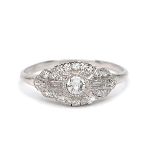 100 antique engagement rings los angeles ca vintage