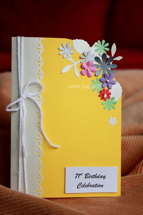 How To Make Handmade Invitation Cards - summer birthday invitation card malaysia wedding